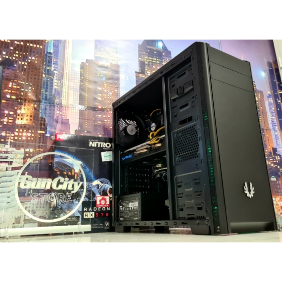 No.405  GAMING PC // Core™ i7 3770 // 8GB DDR3 // Radeon™ RX570 4GB NiTRO+