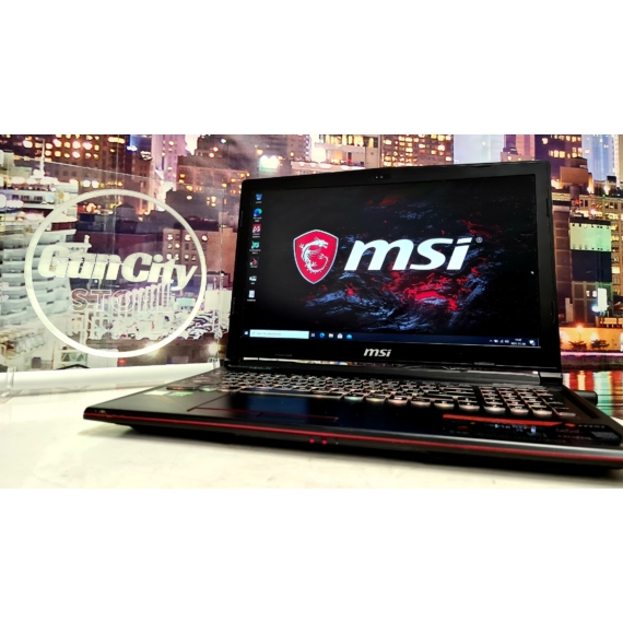 No.394 GAMING NOTEBOOK - Core™ i7 9750H // 16GB DDR4 // GeForce® RTX2060 6GB // SSD+HDD