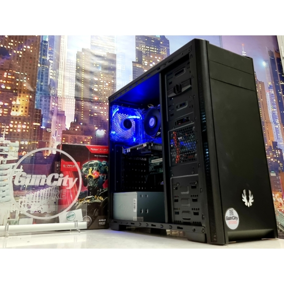 No.464 GAMING PC // Core™ i5 2400 // 8GB DDR3 // Sapphire Radeon™ R7 250 2GB