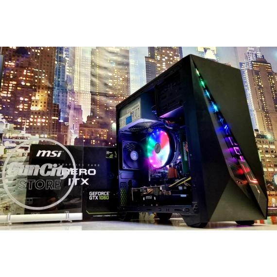 No.478 GAMING PC // Core™ i5 6500 // 8GB DDR4 // GeForce® GTX1060 AERO
