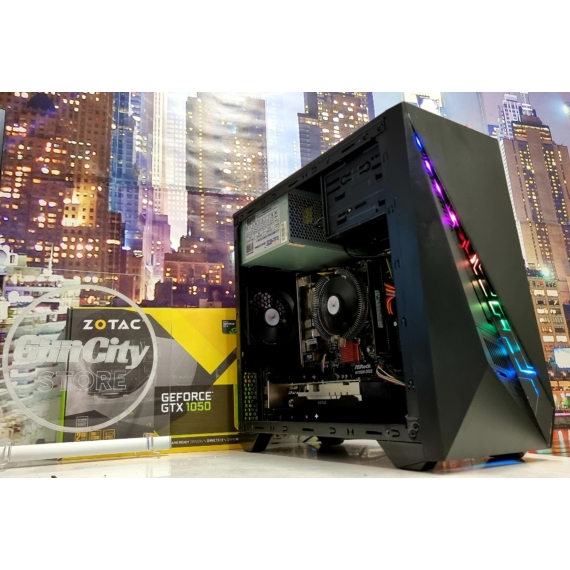 No.499 GAMING PC // Core™ i5 6500 // 8GB DDR4 // ZOTAC GeForce® GTX1050