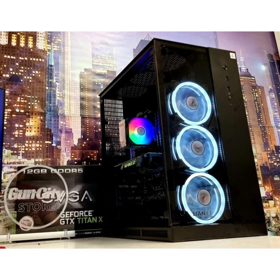 No.500 GAMING PC // Core™ i7 10700 // 16GB DDR4 // EVGA GeForce® GTX Titan-X 12GB