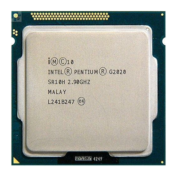 Intel Core Pentium G2020 (DDR3) + Intel 1155s. ALAPLAP