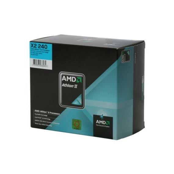 AMD Athlon II X2 240 2.8GHz AM3 Processzor OEM