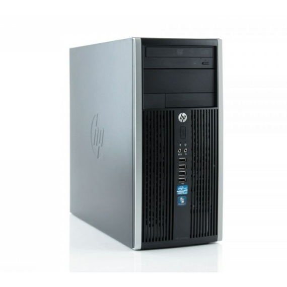 HP Compaq 6300 CMT // Core i5 3470 // 4GB DDR3 // 500GB HDD // Intel HD Graphics