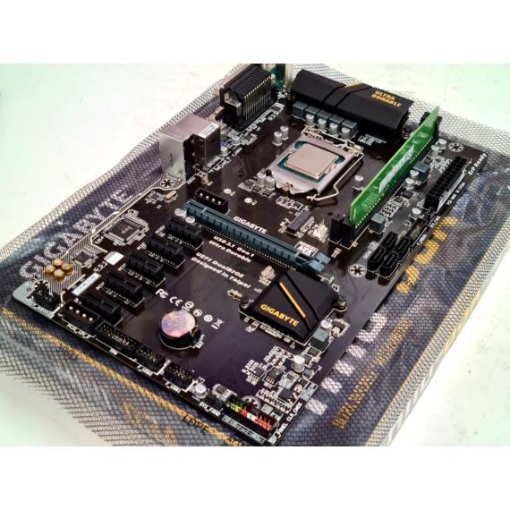 GAMING STARTER PACK FélGÉP/Félkonfig // Core™ i5-6500 // Gigabyte H110-D3A // 8GB DDR4 2400MhZ