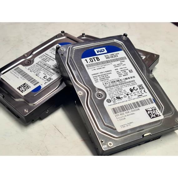 WD Blue 1TB WD10EZEX (SATA3, 7200RPM, 64MB Cache, 100/100, Desktop HDD)