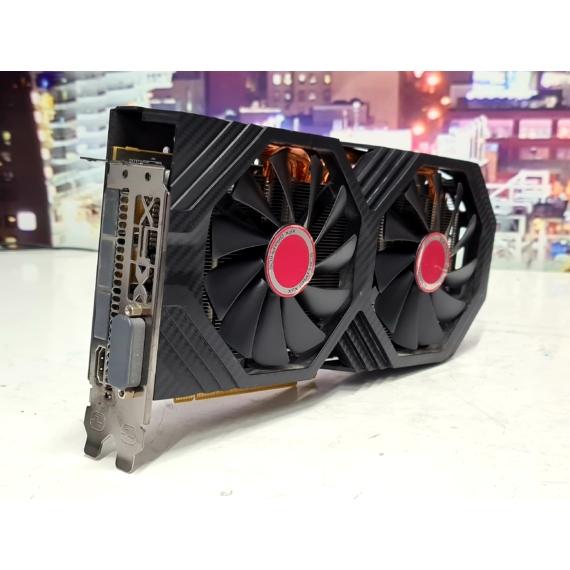 XFX Radeon™ RX580 4GB GDDR5 GTS Black OC