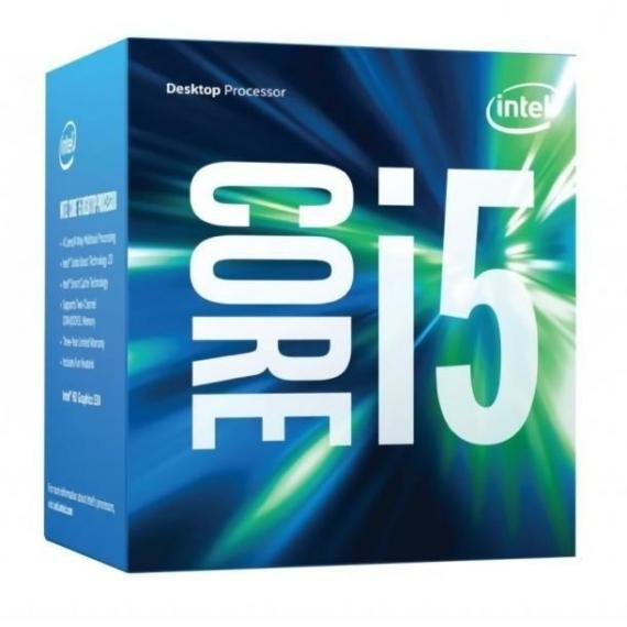 Intel Core i5-6500 Quad-Core 3.2GHz LGA1151 Processzor OEM