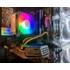 Kép 7/8 - No.468 GAMING PC // Core™ i7 10700 // 16GB DDR4 -3200- // XFX® Radeon™ RX580 GTS Black OC